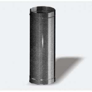 Roura nerez - ø 180mm, délka 1000mm