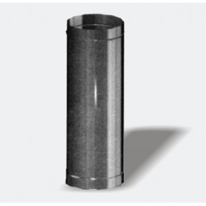 Roura nerez - ø 200mm, délka 1000mm